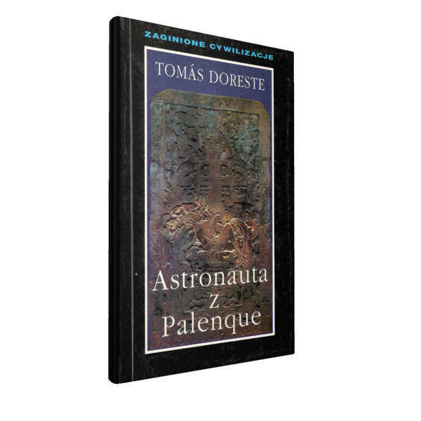 Astronauta z Palenque, Tomas Doreste, Wydawnictwo Brama