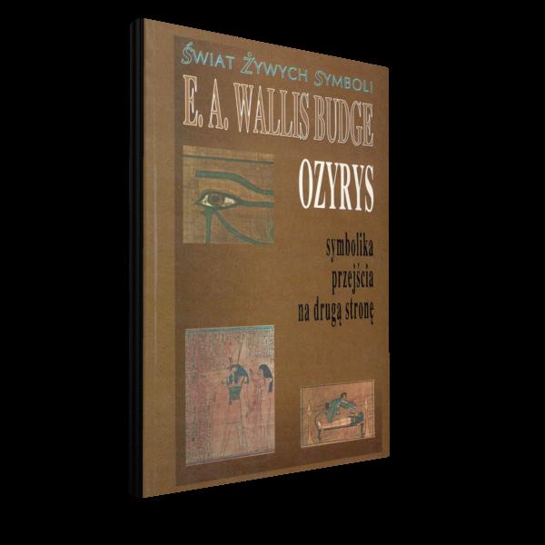 Ozyrys – symbolika przejścia na drugą stronę, Wydawnictwo Brama